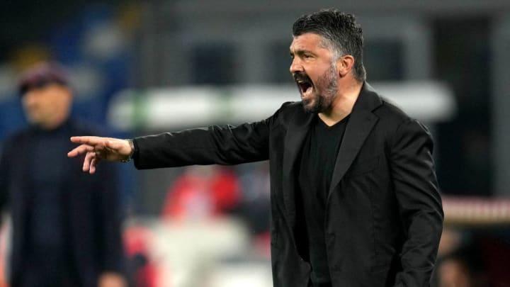Napoli, Serie A Tim, Gennaro Gattuso