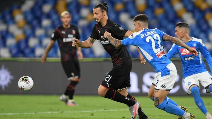Zlatan Ibrahimovic, Giovanni Di Lorenzo