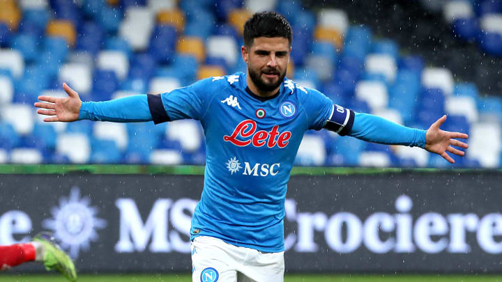 Insigne is becoming unplayable