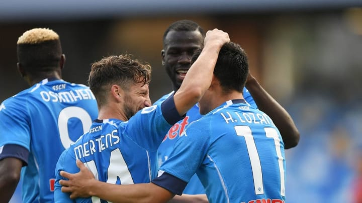 Napoli have made an exciting start to the new season
