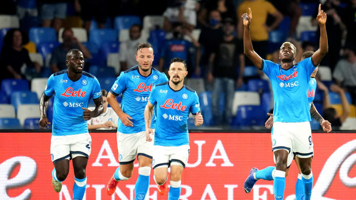 Napoli conta com diversos jogadores na lista | SSC Napoli v Cagliari Calcio - Serie A