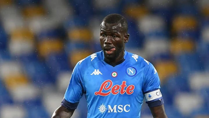 Koulibaly is the only Napoli man on this list