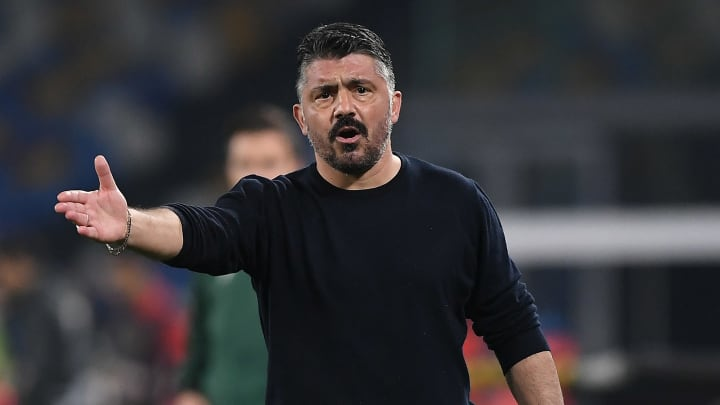 SSC Napoli v Granada CF  - UEFA Europa League Round Of 32 Leg Two