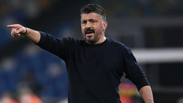 Gennaro Gattuso était particulièrement agacé en conférence de presse.