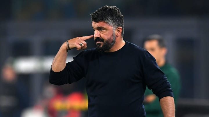 SSC Napoli v HNK Rijeka: Group F - UEFA Europa League