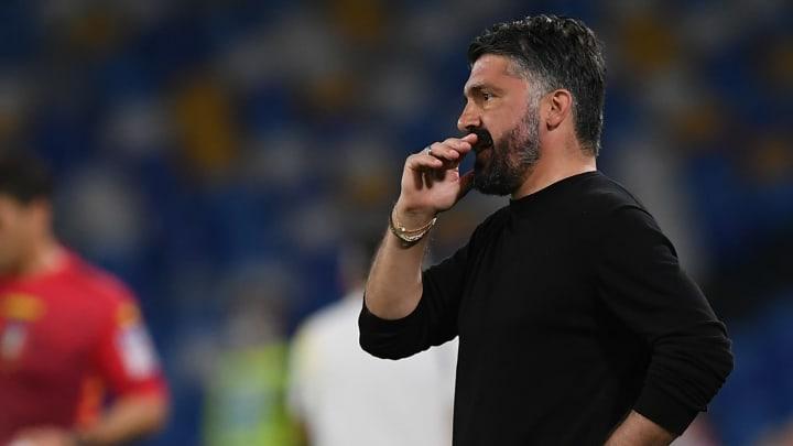Gennaro Gattuso n'est resté que... 25 jours entraîneur de la Fiorentina.