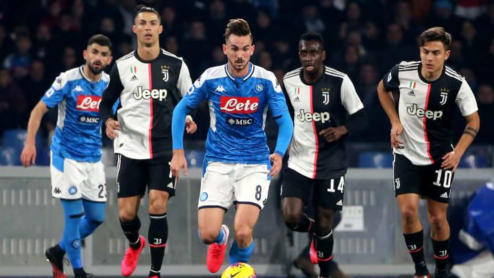 Neapel Juventus