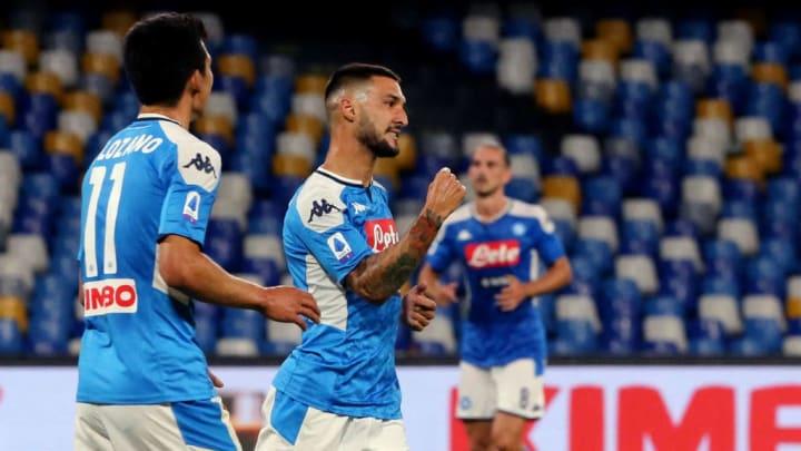 Napoli đã có một mùa giải không thành công tại Serie A