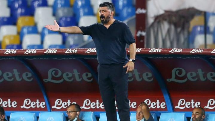 Gennaro Gattuso has discovered a fresh identity at Napoli
