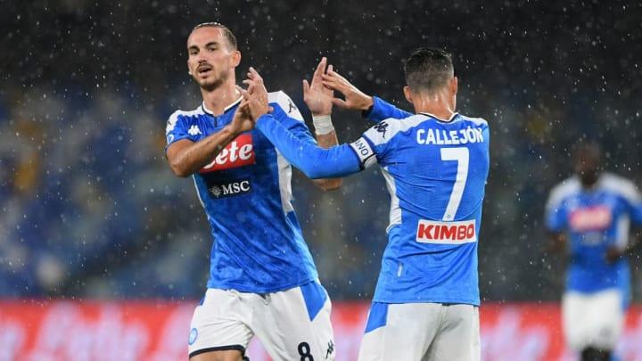 Fabian Ruiz, Jose Callejon