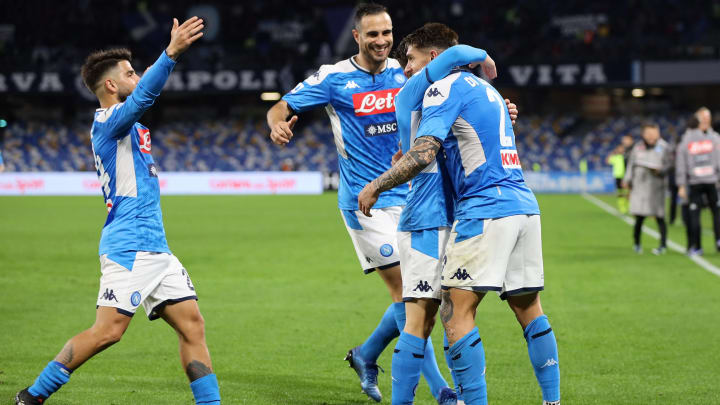 Napoli vs SPAL Preview: How to Watch on TV, Live Stream, Kick Off ...