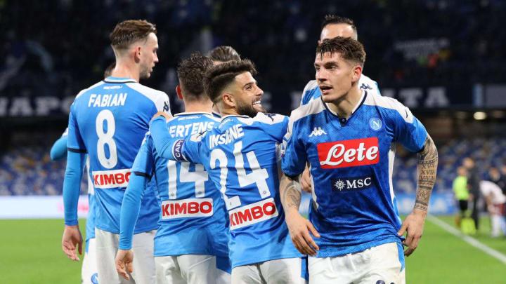 SSC Napoli v Torino FC - Serie A