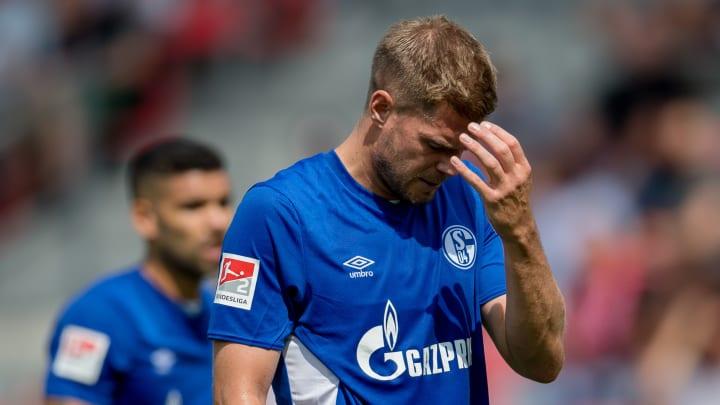 Beim geheimen Testspiel gab es für Schalke nichts zu lachen