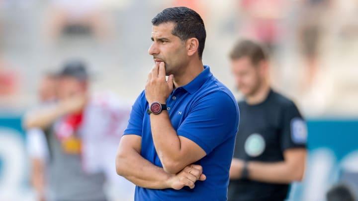 Dimitrios Grammozis macht Schalke bislang nicht besser