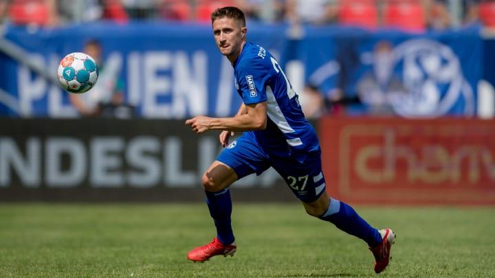 Reinhold Ranftl spielt auf Schalke bis dato keine Rolle
