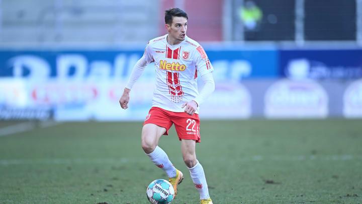 Sebastian Stolze wechselt von Regensburg nach Hannover
