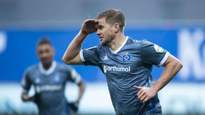 Seine Treffsicherheit brachte dem HSV bislang (konservativ geschätzt) 12 Punkte ein: Simon Terodde