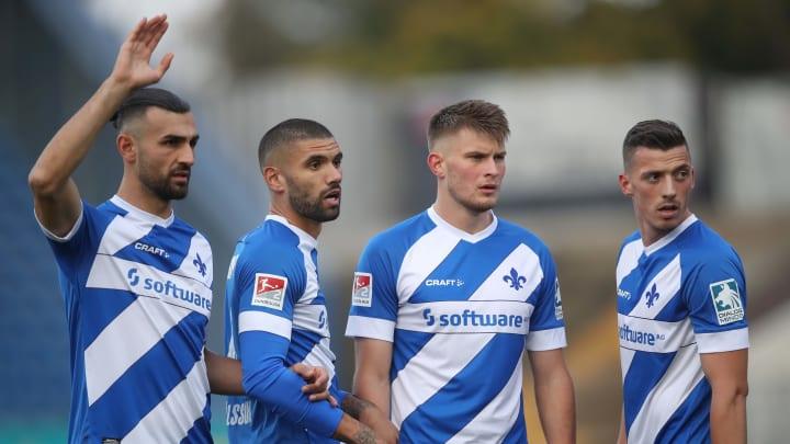 Serdar Dursun, Lars Lukas Mai, Nicolai Rapp, Victor Palsson