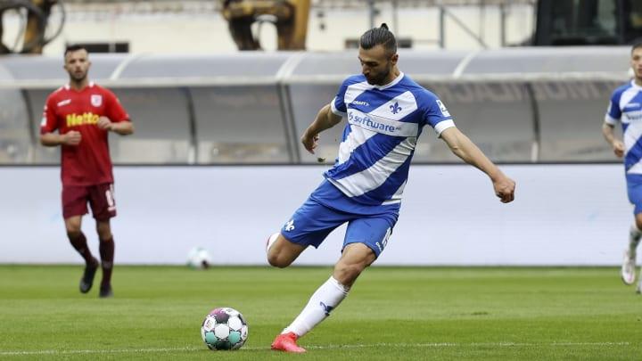 Serdar Dursun bleibt bis Saisonende in Darmstadt