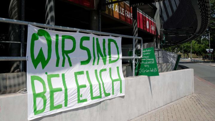 SV Werder Bremen v 1. FC Koeln - Bundesliga