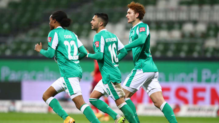 International muss Werder aufholen