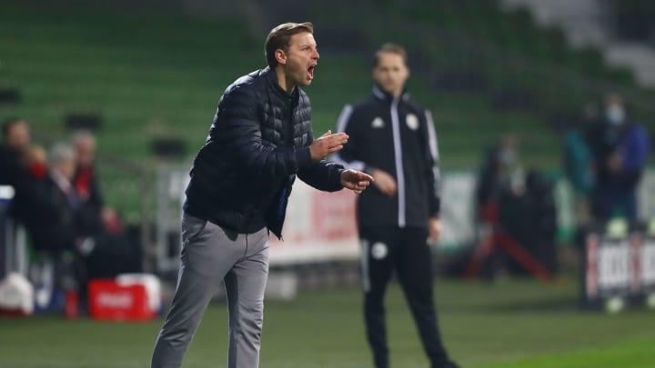 """Kohfeldt will mit Werder den """"Bayern-Fluch"""" brechen"""