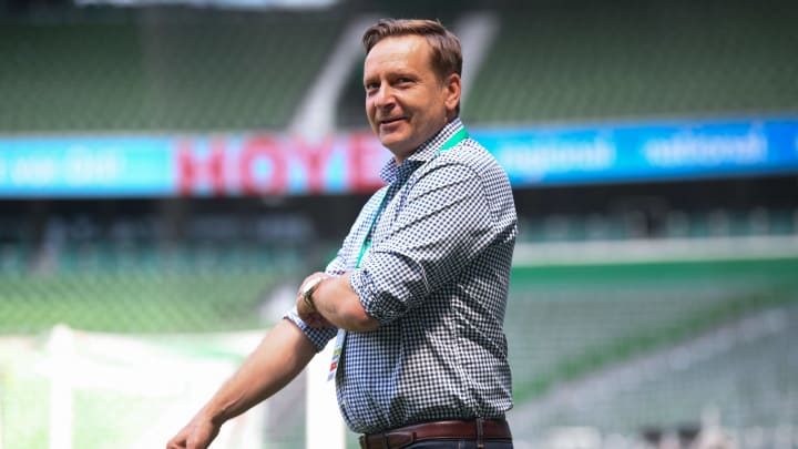 Der Kaderplaner in Köln: Horst Heldt