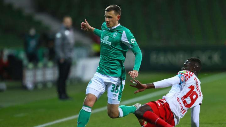 Maximilian Eggestein könnte Werder verlassen