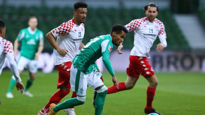 Karim Onisiwo war der entscheidende Spieler der Mainzer Offensive