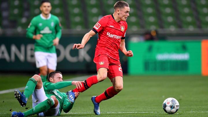 Bundesliga : Les 3 records battus par le prodige Florian Wirtz face au Bayern Munich