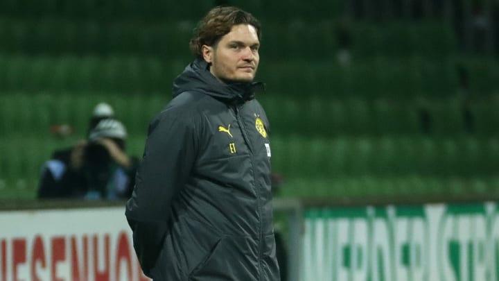 Trainer Terzic feierte mit dem BVB ein gelungenes Debüt