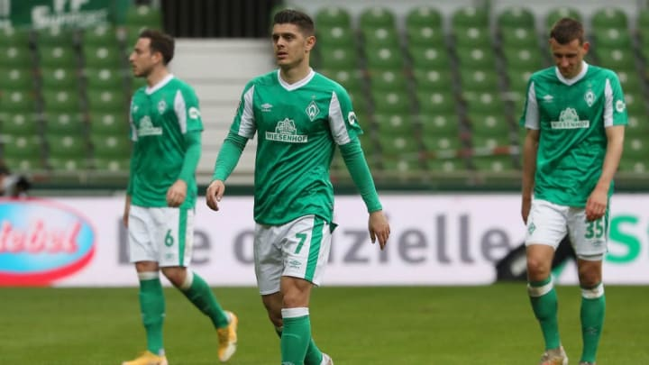 Werder Bremen vor Riesen-Krise?