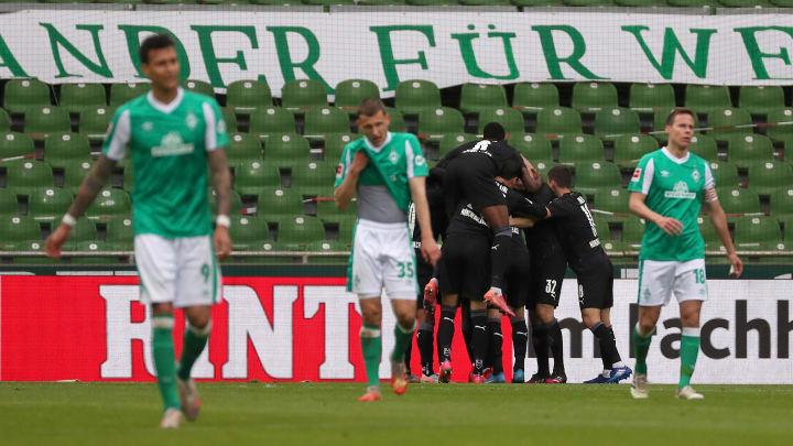 Werder Bremen steigt zum 2. Mal aus der Bundesliga ab!