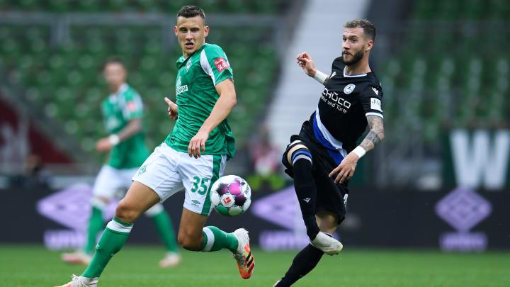 Neuer Termin: Am 10. März treffen Arminia Bielefeld und Werder Bremen aufeinander