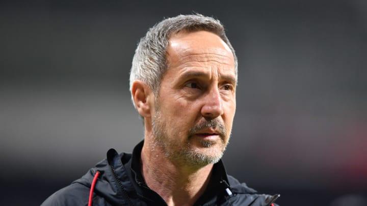 Adi Hütter will bei der Borussia guten Fußball spielen lassen