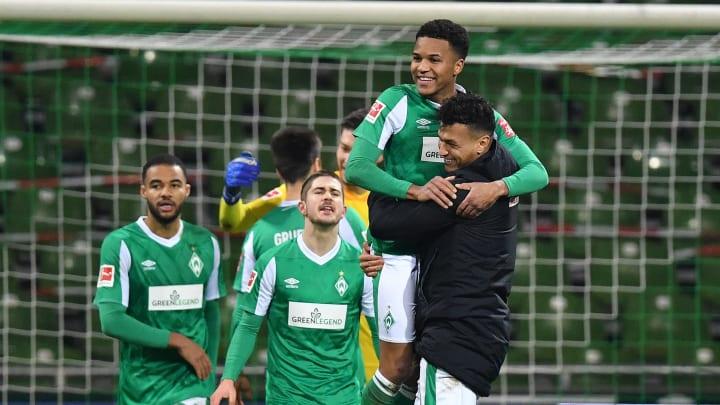 Werder-Jungspund Felix Agu (21) befindet sich weiter auf dem Vormarsch