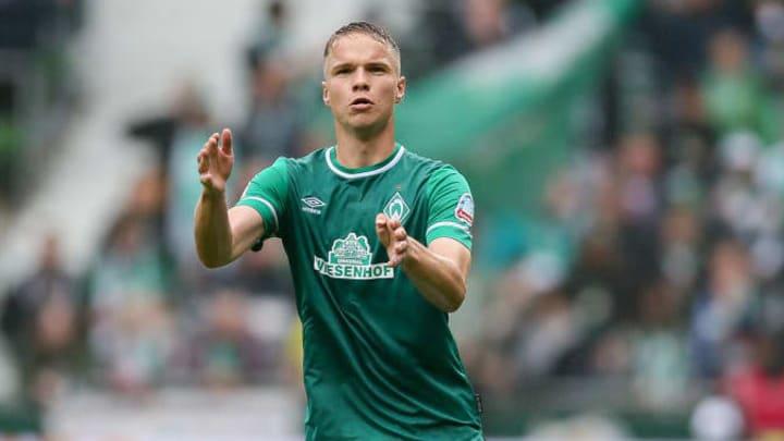 Niklas Schmidt bei Werder Bremen voll und ganz angekommen