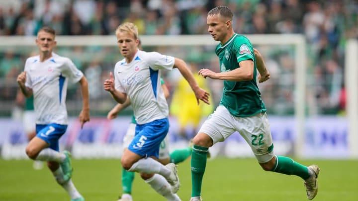 Niklas Schmidt tut Werder gut