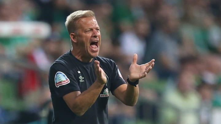 Sieht bei seiner Mannschaft nicht nur in der Offensive noch Luft nach oben: Markus Anfang