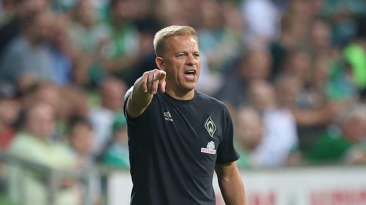 Freut sich auf das Pokalspiel an der Bremer Brücke: Markus Anfang