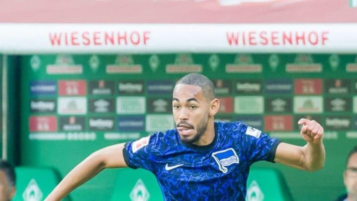 Herthas Cunha überzeugte auch gegen Bremen erneut