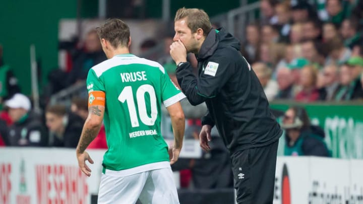 Max Kruse, Florian Kohfeldt