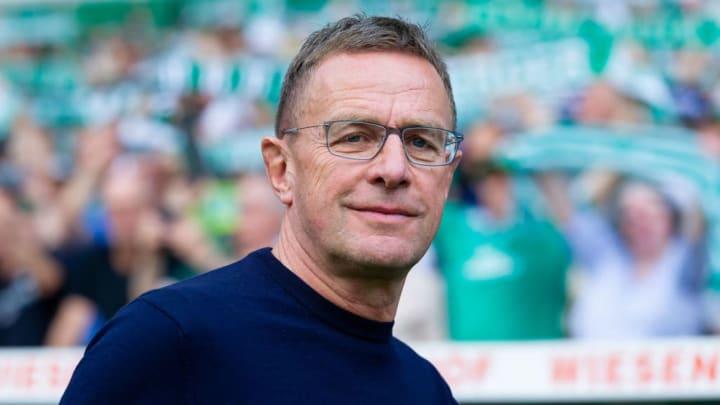 Ralf Ragnick - SV Werder Bremen v RB Leipzig - Bundesliga