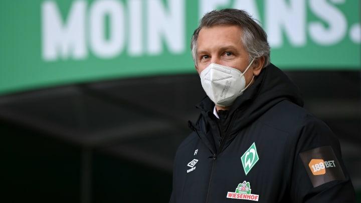 Auf Werder-Sportchef Frank Baumann (45) warten im Sommer arbeitsintensive Wochen