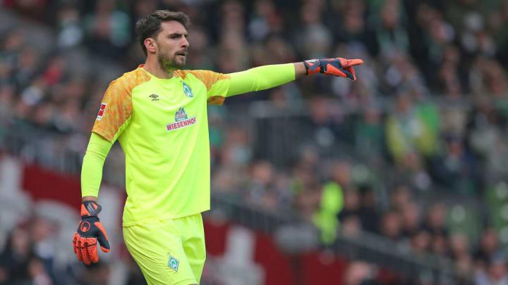 Stefanos Kapino (2 Bundesliga-Einsätze für den SVW) ist auch neben dem Platz eine wahre Frohnatur