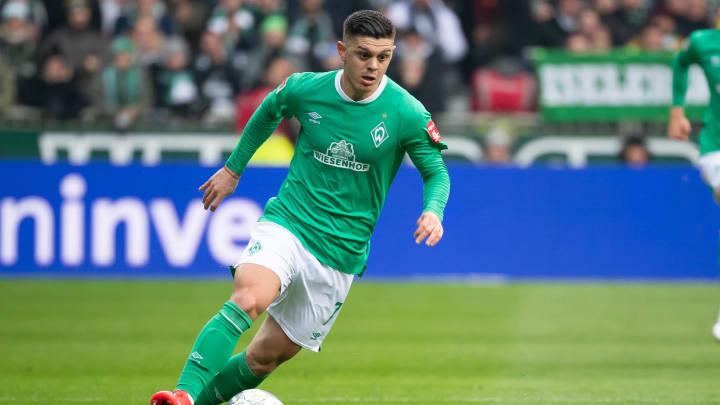 Milot Rashica (24) wird den SV Werder im Winter wohl nicht verlassen