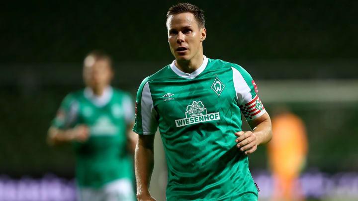 Kapitän Niklas Moisander möchte wieder bessere Zeiten bei Werder erleben.