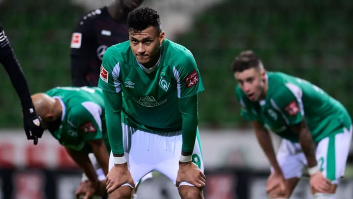 Werder Bremen: Davie Selke ist bedrückt