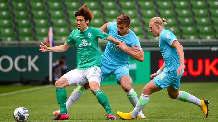 VfL Wolfsburg - Werder Bremen | Die offiziellen Aufstellungen