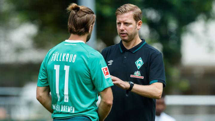 Florian Kohfeldt, Niclas Fuellkrug